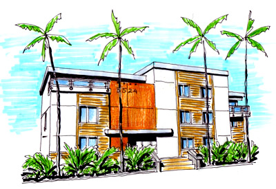 Riviera Terraces  - option 2