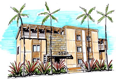 Riviera Terraces - option 1