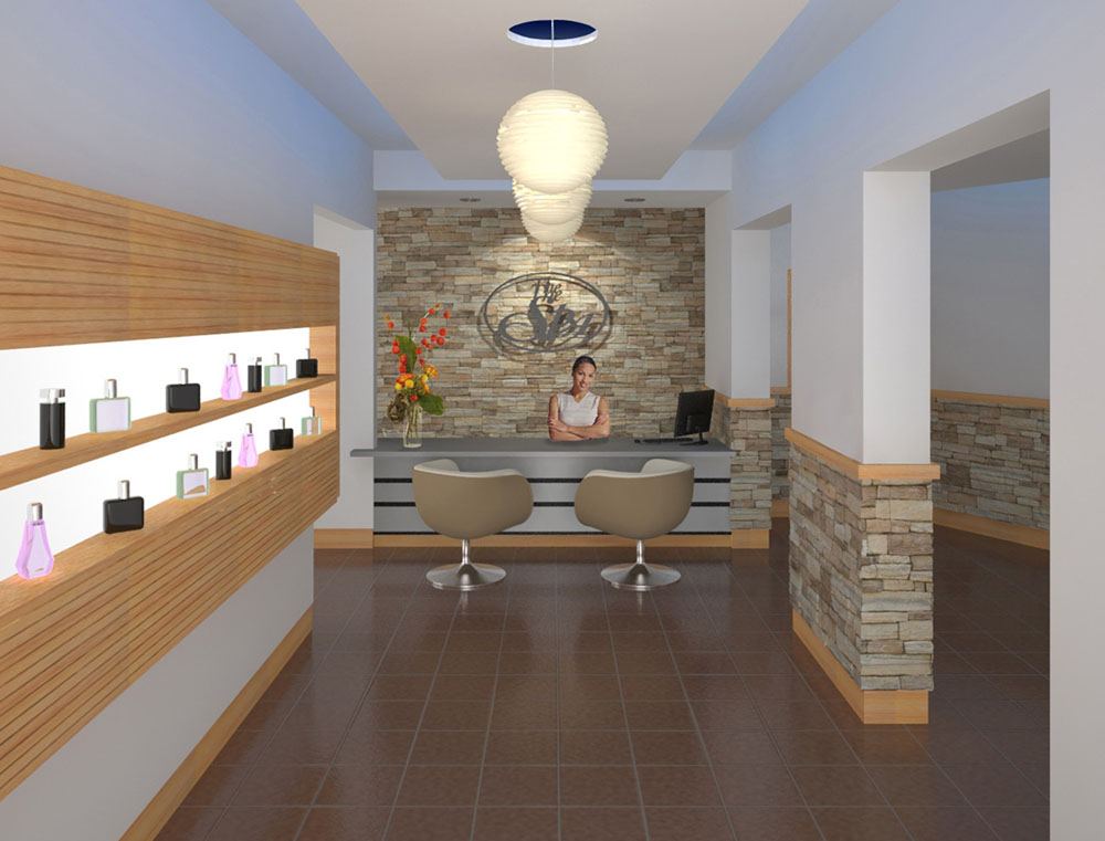 medical spa design ideas medical spa interior design lobby az usa