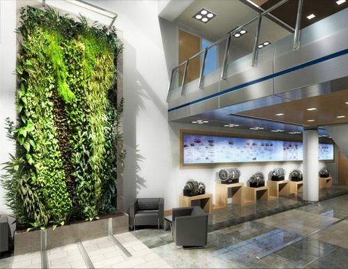 Very Best Green Living Wall Office Lobby 500 x 386 · 123 kB · jpeg
