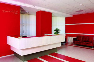 New Optical Polymer Acrylic Panels Commercial Interior