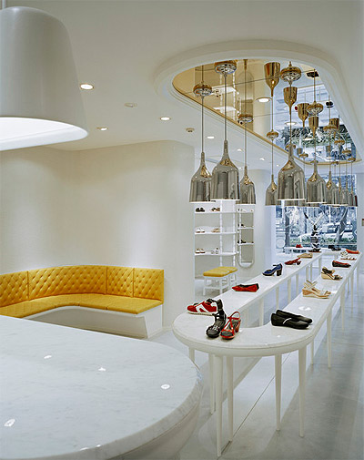 Shoe store design retail commercial interior design mindful design consulting - Small retail space design decoration ...