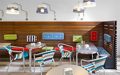Italian Family Ice-Cream Shop Reinvented - Commercial Interior ...