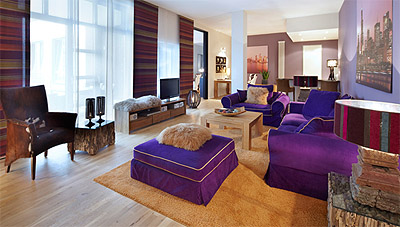 Interior Design Lounge Room on Lounge Room Design On Hotel Lounge Room Design