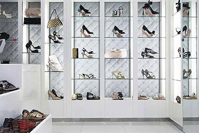 Shoe Store Garden in Melbourne - Commercial Interior Design News ...