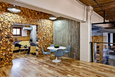 Green Interiors As A Trend Of 2012 Commercial Interior