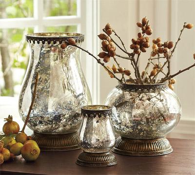 Mercury Glass Design Items Commercial Interior