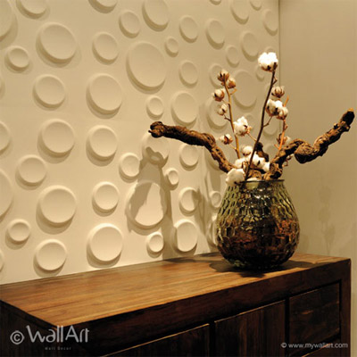 Wall decorative panels