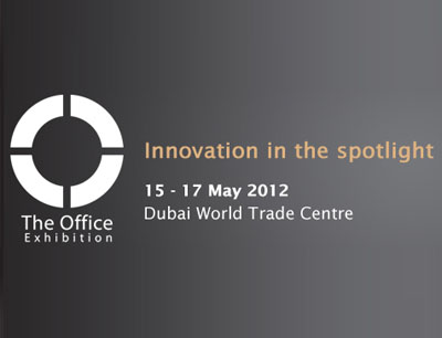 Office Interior Exhibit in Bubai 2012
