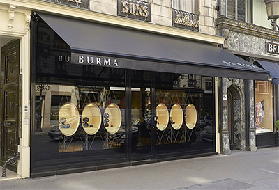 Burma Jewelry Boutique Store Design - Commercial Interior Design ...