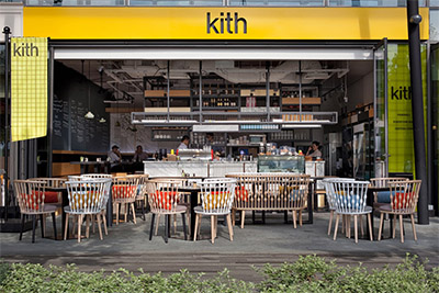 Simple But Unique Caf Interior Design In Singapore Commercial News Mindful