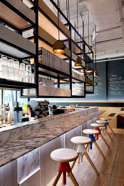 unique coffee shop designs simple but unique caf interior design in