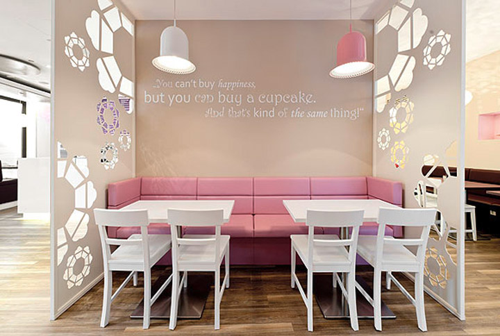 The Cupcake Boutique New Look Commercial Interior Design News Mindful Consulting