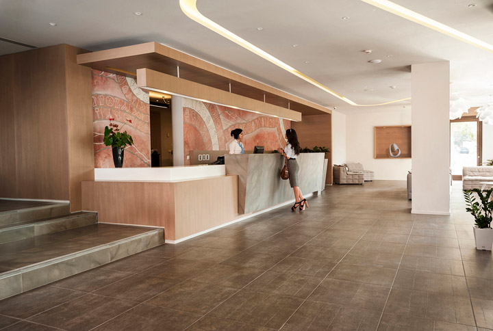 Historical Hotel Interior Design In Greece Commercial