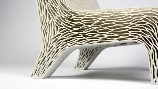 Will 3d printed chair replace upholstered one - Objects inspired by nature ...