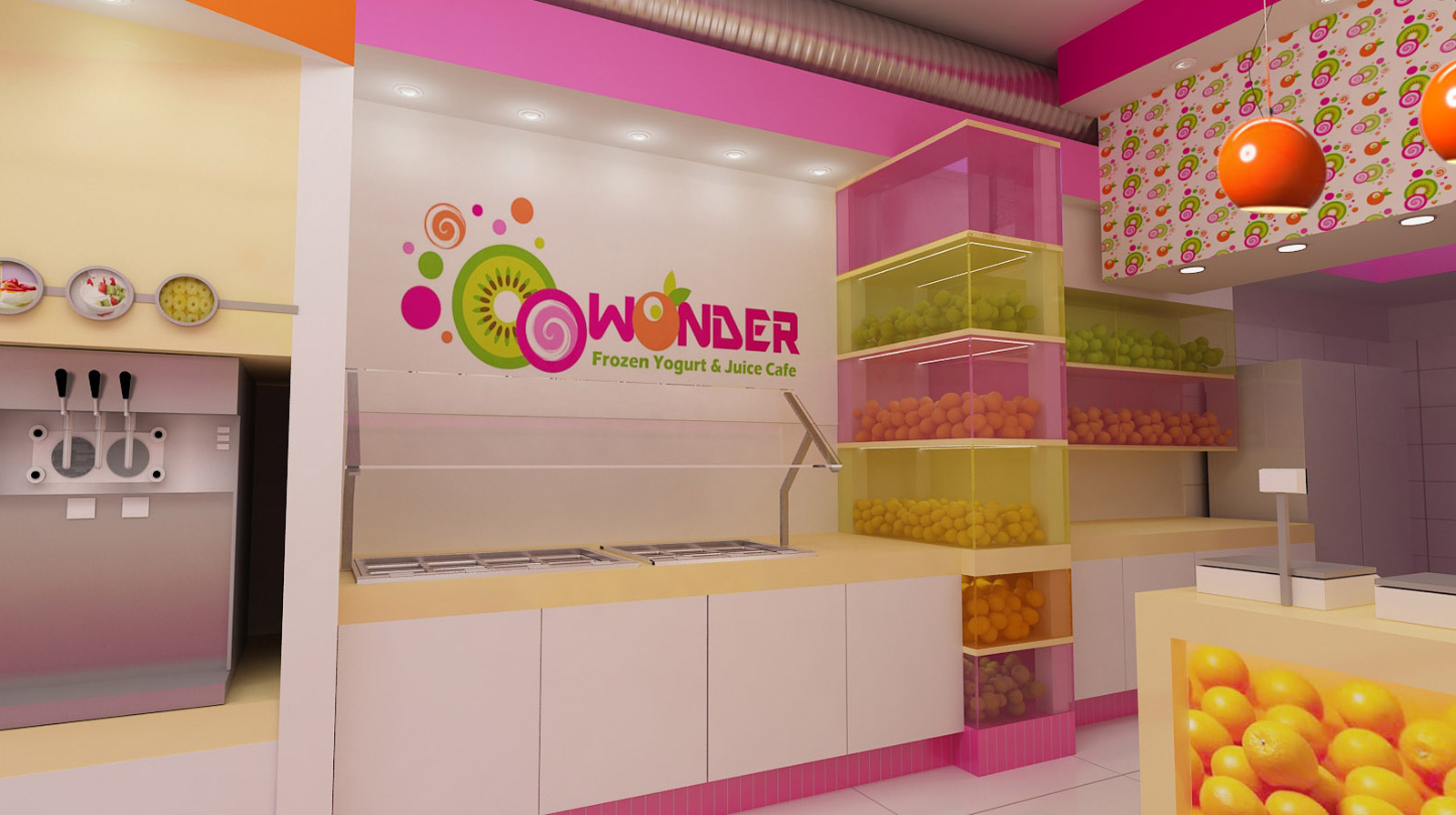 o-o-wonder store interior design