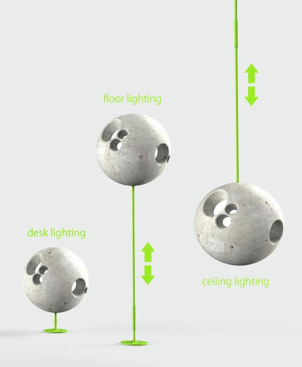 Versatile Lamp Design From Igor Pinigin ·  Http://mindfuldesignconsulting.com/wp Content/uploads/2015/