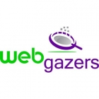 Web Gazers Logo Design By Mindful Design Consulting