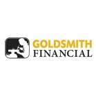 Goldsmith Financial logo design by Mindful Design Consulting