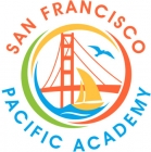 San Francisco Pacific Academy Logo Design By Mindful Design Consulting