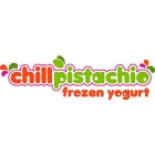 Chill Pistachio Logo Design By Mindful Design Consulting