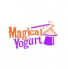 Magical Yogurt Logo Design By Mindful Design Consulting