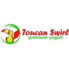 Toucan Swirl Logo Design By Mindful Design Consulting