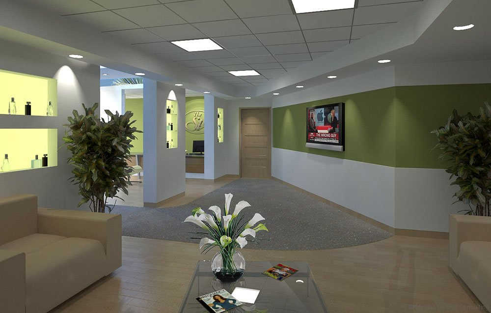 Office Design - Mindful Design Consulting