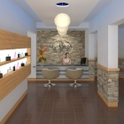 Medical Spa Design - Waiting Area, AZ, USA