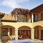 Mediterranean style house design