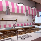 Wesley Chapel, FL - Yogurt Shop Design and Branding - Happy Cow Yogurt