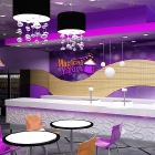 Lumberton, TX - Magical Yogurt Shop Design