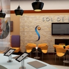 Bloomfield Hills, MI - Yogurt Shop Design and Branding - Sol De Frio