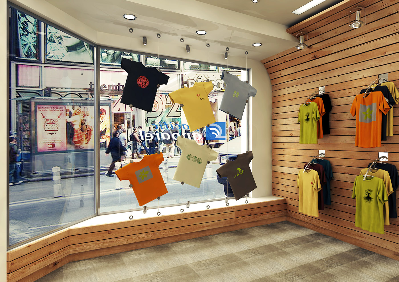 Store Front Design - Mindful Design Consulting