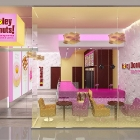 Holey Donuts Store Front Design