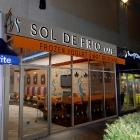 Sol De Frio Cafe Store Front Design