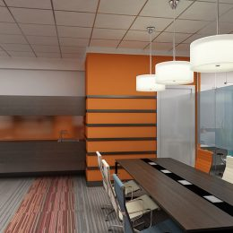 Action Coach Office Interior Design