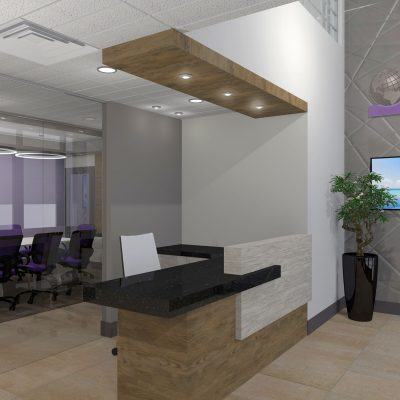 Atlas Mechanical Office Interior Design
