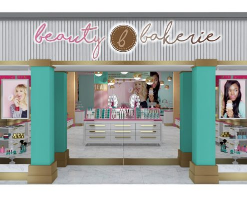 Beauty Bakerie Store Front