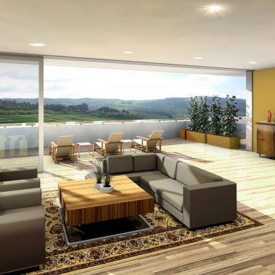 Juron, China condominiums interior design