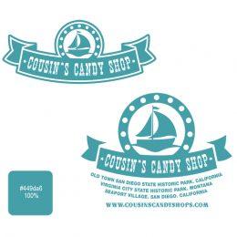 Store logo design