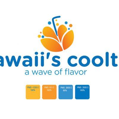 Juice store logo design
