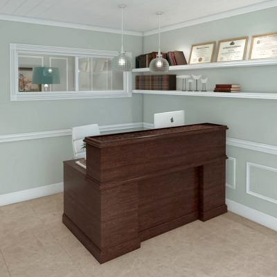 Law Office Interior Design