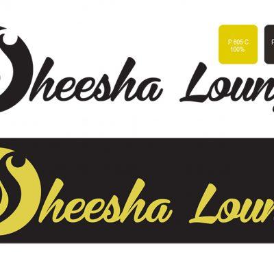 hookah lounge logo design