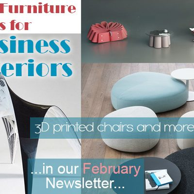 February Newsletter New Furniture Ideas For Business Interiors