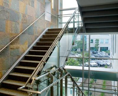 BMR stair