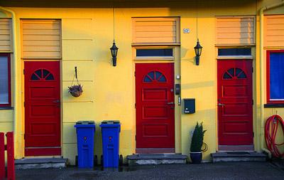 Bright Doors Detail
