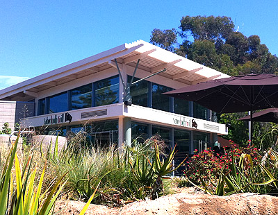 San Diego Zoo Food Services Building