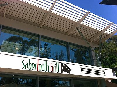 San Diego Soo Sabertooth Grill Setail
