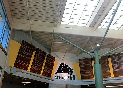 San Diego Zoo Food Services Interior